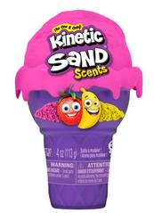 Kinetic Sand Piasek kinetyczny Pojemnik na lody p12 6058757 Spin Master