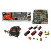 Auto ciężarówka / walizka z autkami 1003553