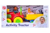 Traktor dla malucha ze zwierzątkami 1004766