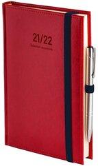 Kalendarz nauczyciela B6 2021/2022 dzienny z gumką