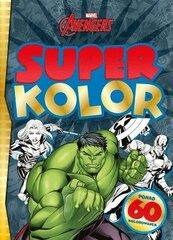 Superkolor. Marvel Avengers