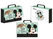 Teczka z rączką walizeczka Mickey Mouse