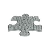 PROMO Mata ortopedyczna pojedyncza mini ślimak twarda - grafitowa MFK-015-2-2-11