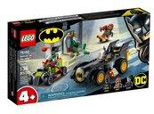 Lego SUPER HEROES 76180 Batman kontra Joker