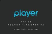 Player VOD + TV (30 dni)