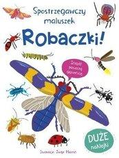 Spostrzegawczy maluszek Robaczki!