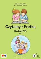 Czytamy z Fretką cz.4 Rodzina. Wyrazy 1