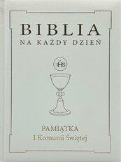 Biblia na każdy dzień. Komunia złoto