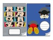 Zeszyt A5/32K linia Mickey (10szt)