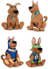 PROMO IM Maskotka Scooby Doo T300 28cm 4 wzory cena za 1 szt