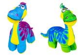 Maskotka Dinozaur pluszowy 22cm 2 wzory 93679