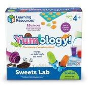 Laboratorium słodyczy! Eksperymenty, Yumology!