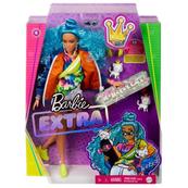 Barbie Lalka EXTRA MODA + akcesoria 5 GRN30 GRN27 MATTEL