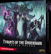 Dungeons & Dragons: Tyrants of the Underdark (edycja polska) (gra planszowa)