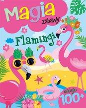 Magia zabawy. Flamingi
