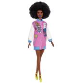 Barbie Lalka Fashionistas Modna przyjaciółka Afroamerykanka GRB48 p6 MATTEL