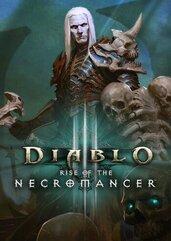 Diablo III: Rise of the Necromancer (PC) klucz Battle.net