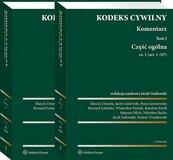 Kodeks cywilny Komentarz Tom 1 Część ogólna Część 1-2