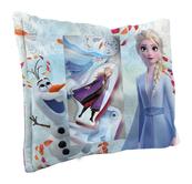 Poduszka 35x45cm + mini poduszka 10x10cm Frozen 2. Kraina Lodu WD21416 Kids Euroswan