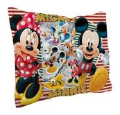 Poduszka 35x45cm + mini poduszka 10x10cm Mickey Mouse WD21412 Kids Euroswan