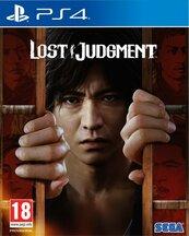 Lost Judgement (PS4)