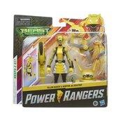 Power Rangers Beast Morphers Yellow Ranger & Jax