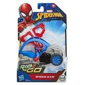 Pojazd Rip n Go Spider-Ham niebieski