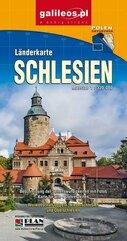 Mapa turystyczna - Schlesien 1:320 000