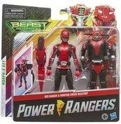 Power Rangers Beast Morphers Red Ranger & Cruise