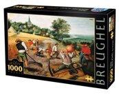 Puzzle 1000 Brueghel, Cztery pory roku - Lato