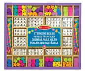 MELISSA Zestaw koralików z literkami 13774
