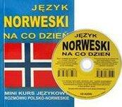 J. Norweski na co dzień. Mini kurs językowy + CD