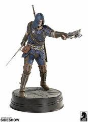 Wiedźmin 3 Dziki Gon figurka PVC 27 cm Geralt w zbroi Szkoły Kota