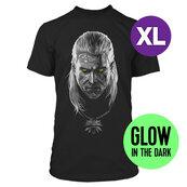 Koszulka XL The Witcher 3 Toxicity Premium
