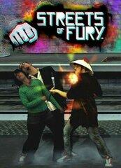 Streets of Fury EX (PC) klucz Steam