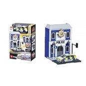 Str. Fire Bburago City Police Station 1:43 BBURAGO