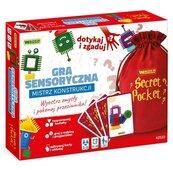 Play&Fun Secret Pocket Mistrz Konstrukcji