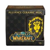 Kubek World of Warcraft Alliance Logo
