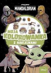 Moja kolorowanka.. Star Wars The Mandalorian