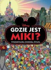 Gdzie jest Miki? Wyszukiwanka dookoła Świata