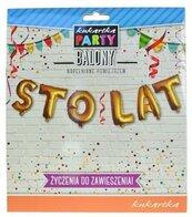 Balony BAL-001 Sto lat