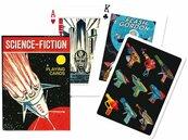Karty pojedyncze international Science-Fiction