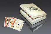 Karty do gry Piatnik 2 talie, Karty lux