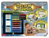 Zestaw pieczątek Dino Grow