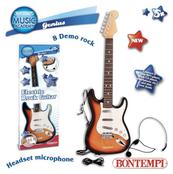 Bontempi Star Zestaw gitara elektroniczna 24084 DANTE