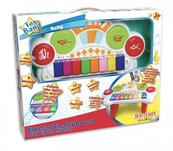 Bontempi Organy elektroniczne kolorowe 33653