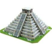 Puzzle Drewniana piramida
