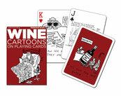Karty Wine Cartoons 1 talia