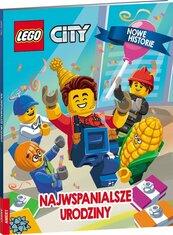 Lego city.Najwspanialsze urodziny