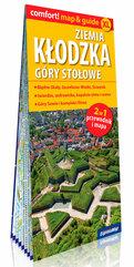 Ziemia kłodzka Góry Stołowe laminowany map&guide XL 2w1 przewodnik i mapa)